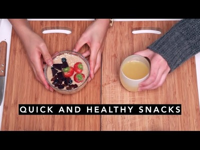 2 Quick and Healthy Recipes |  #TRAINTUESDAY