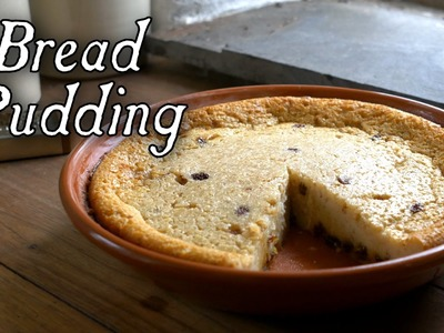 """A """"Must-Try"""" Recipe: 18th Century Bread Pudding"""