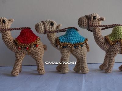 Camello amigurumi tutorial
