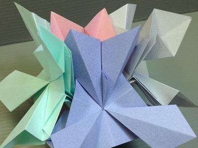 Bouquet Make Magazine Flowers Easy Origami Flower Bouquet Make