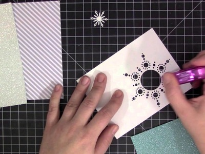 Create a Smile Snow Dance Video Hop