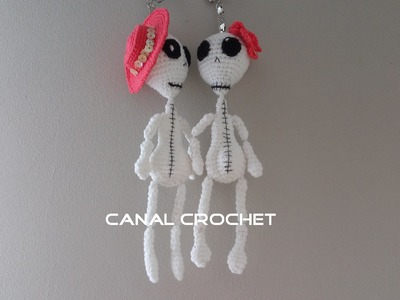 Decoración halloween amigurumi tutorial