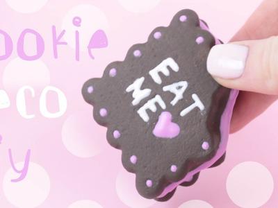 DIY Cookie Squishy Decoration   SillySquishies DIY