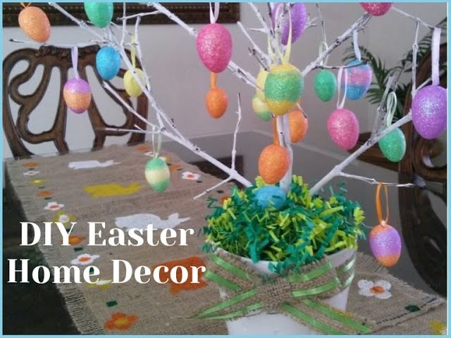 DIY Easter Home Decor
