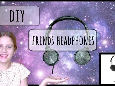 DIY frends headphones