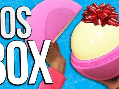 DIY GIANT EOS Gift Box!