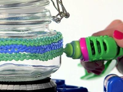 DohVinci U.S. | DIY | Candy Jar Monster