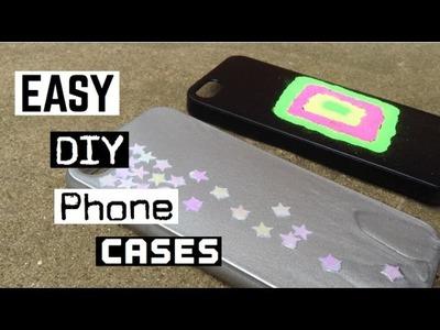 Easy DIY phone cases | Ella May ♡