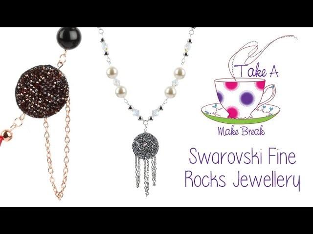Fine Rocks Jewellery | Take a Make Break with Sarah Millsop