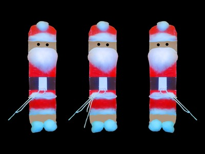 How to make a Cute Santa Claus ( Christmas crafts decorating ideas ) : DIY Crafts
