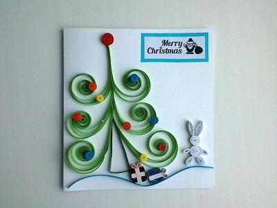 How To Make A Nice Christmas Card - DIY Crafts Tutorial - Guidecentral