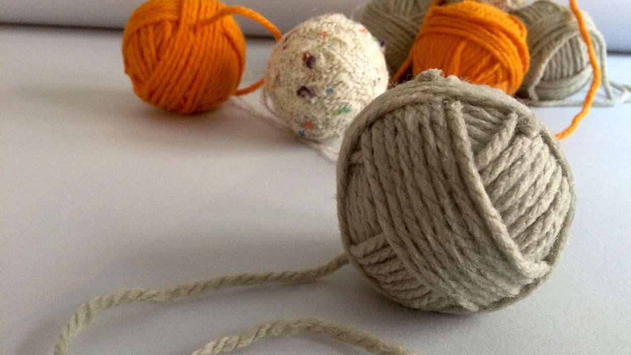 How To The Perfect Fake Ball Of Wool Decoration - DIY Crafts Tutorial - Guidecentral