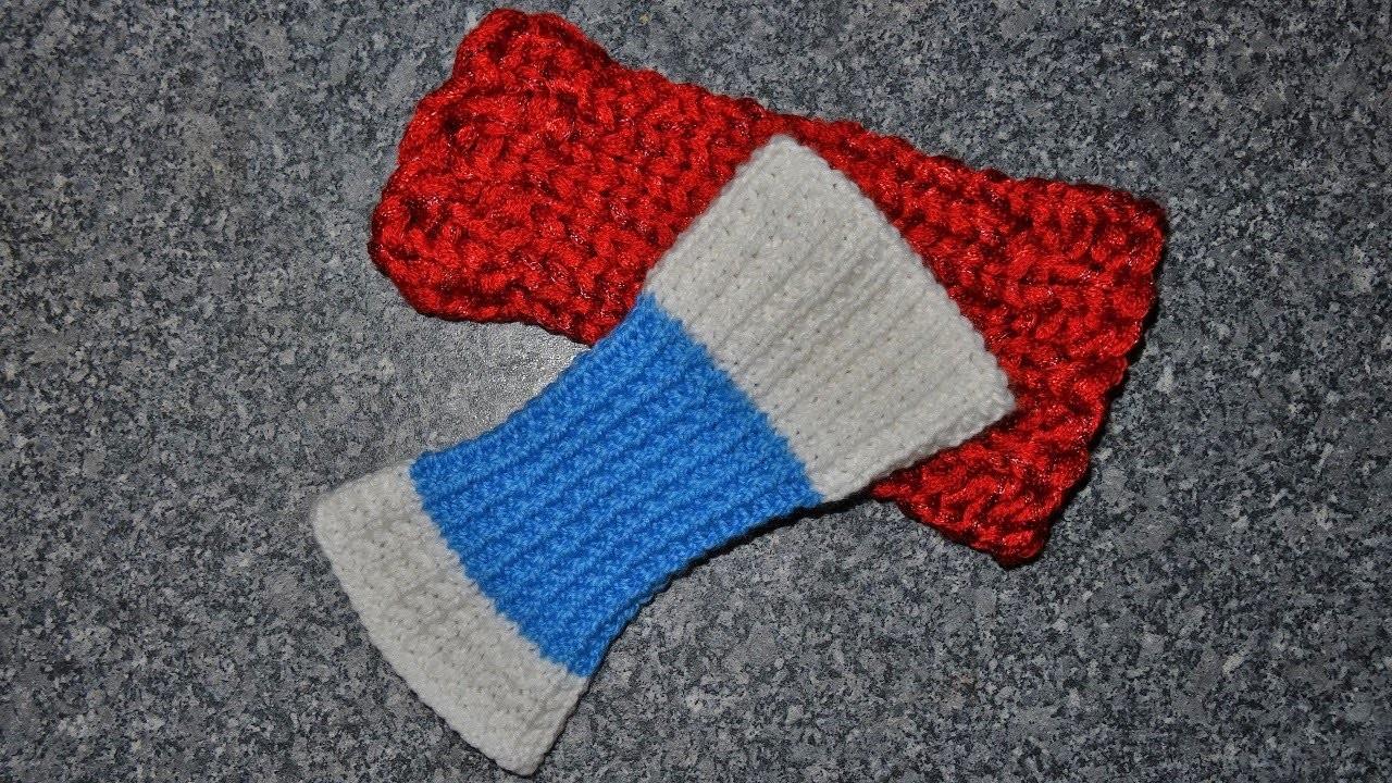 Pleteni grejači za noge (How to Knit Leg Warmers)