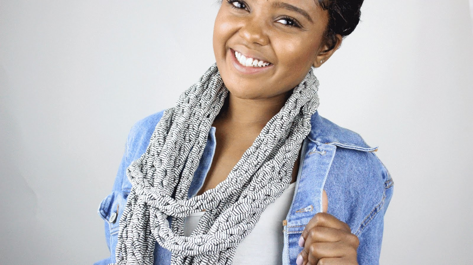 The Cord Scarf
