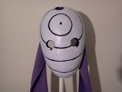 (Tutorial) Obito War Mask