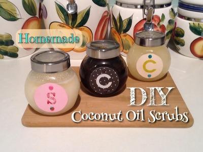 VLOGUST 2015 | Day 9 | Dollar Store DIY | Coconut Oil Scrubs!