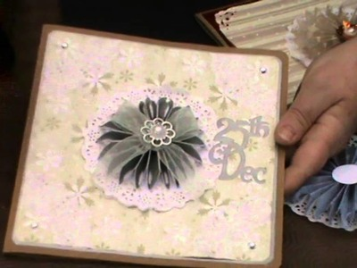 We R Memory Keepers DIY Party Rosette Punch Tutorial