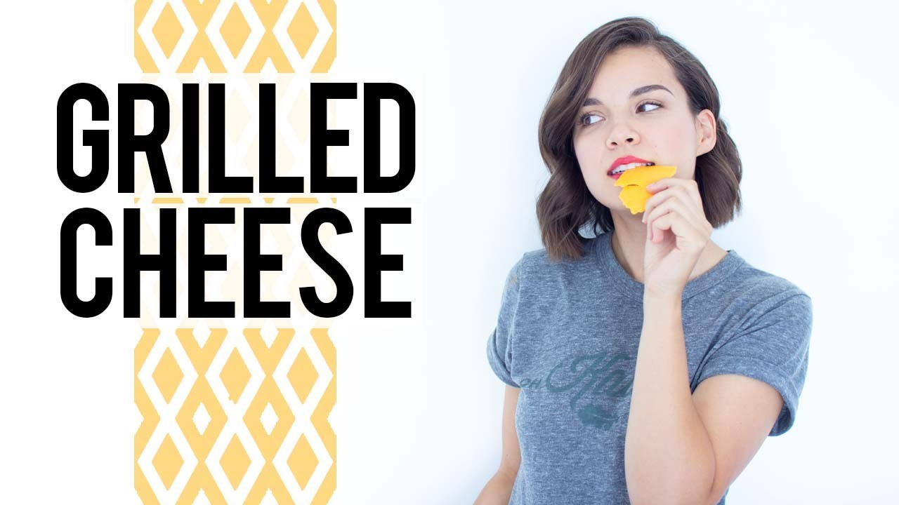 2 Sexy Grilled Cheese Recipes for Fall!