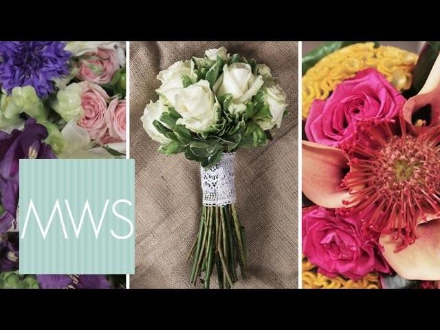 3 Bridal Bouquet Ideas | Bridal Blossom S1E1.8