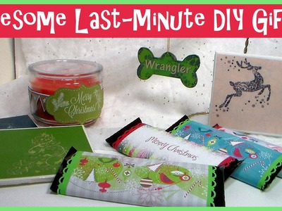 4 Last-Minute DIY Holiday Gifts with GraphicStock!