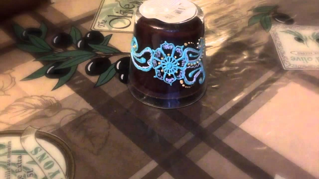 A&F DIY Chocolate flavour candle PART 1