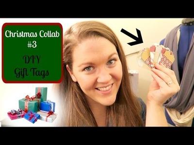 Christmas Collab #3-DIY Gift Tags!!!