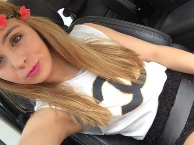 D.I.Y Chanel Logo T-Shirt ♥