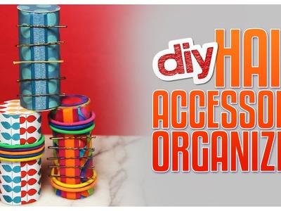 DIY Hair Accessories Organizer - Do It, Gurl