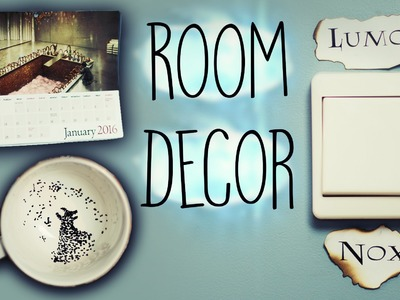 DIY Harry Potter Room Decorations! #2