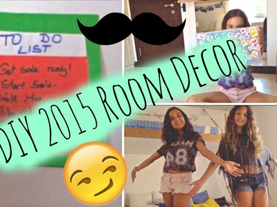 DIY Room Decor | Sera and Alya