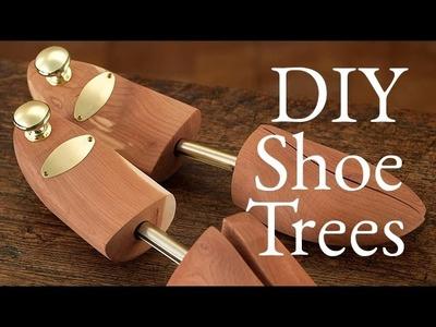 DIY Shoe Trees - Ask He Spoke Style, Ep. 4