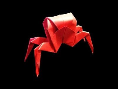 How To Fold: Origami Crab