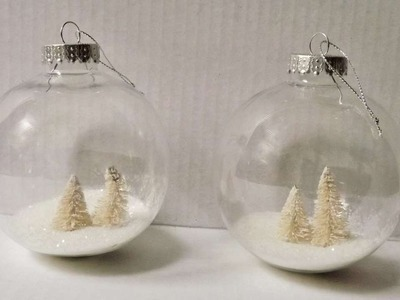 How To Make Beautiful Christmas Ornaments - DIY Home Tutorial - Guidecentral
