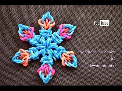 NORTHERN ICE CHARM HOOK ONLY DESIGN TUTORIAL