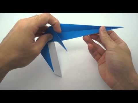 ORIGAMI: How to make an Unicorn