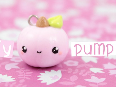 Pink Pumpkin Tutorial! | Kawaii Friday