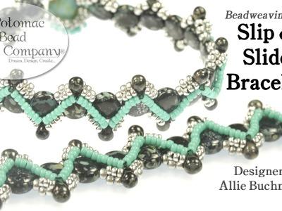 Slip & Slide Bracelet Tutorial