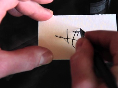 """The Handmade Business Card 