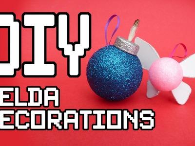 Zelda Christmas Decorations DIY Tutorial