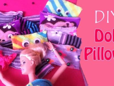 DIY | Pillows For Barbie!