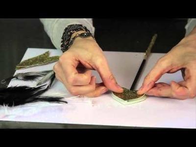 DIY Valentine Cupid Arrows | ShowMeCute