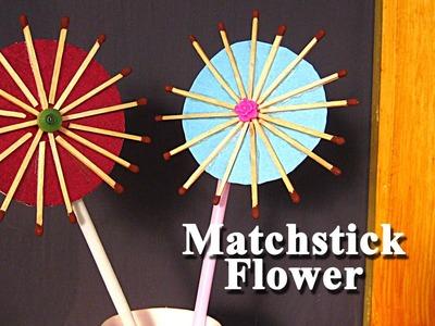 Handmade Flowers - Learn To Make Beautiful Handmade Flowers From Matchsticks