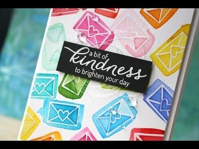 Share Handmade Kindness Challenge Week 1
