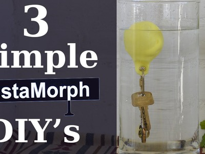 3 Cool DIY Project with Instamorph