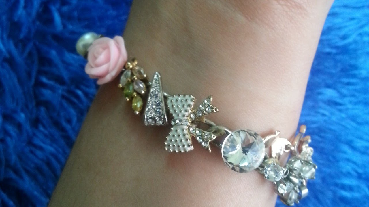 Create a Cute My Favourite Things Charm Bracelet - DIY Style - Guidecentral