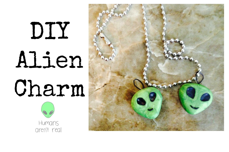 DIY Alien Charm