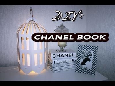 ✂DIY: CHANEL BOOK