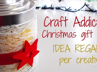 DIY Christmas gift idea ONLY FOR CRAFTERS!!