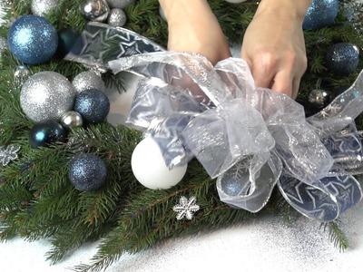 DIY Christmas Wreath - Creative Mom