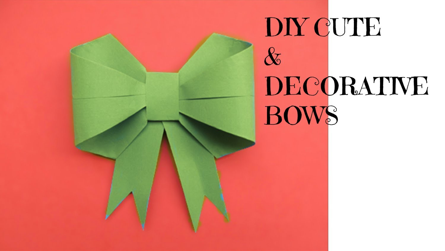 DIY Cute Bow | Easy Decor | Amazon Voucher Giveaway(Open)
